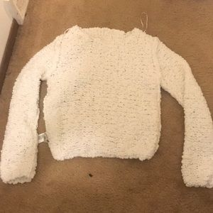 HM Divided sweater Size M